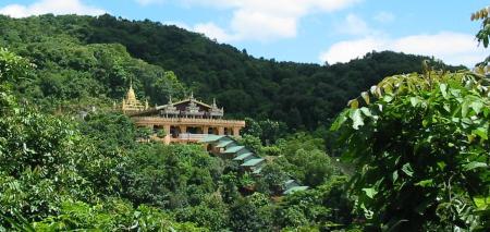 Pa Auk Meditation Center in Southeast Myanmar