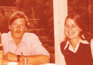 John and Sarah, 1979