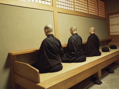 Buddha's M... Zen Meditation Monk